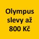 Slevy fotoaparátů Olympus