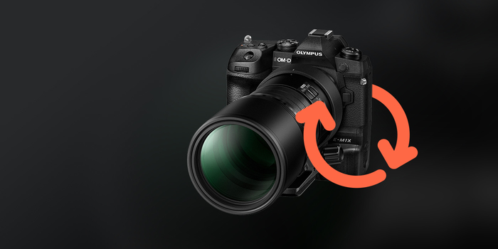 Vyměňte váš starý fotoaparát za nový Olympus E-M1X a získejte slevu 18 000 Kč jako bonus!
