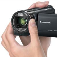 Nové kamery Panasonic