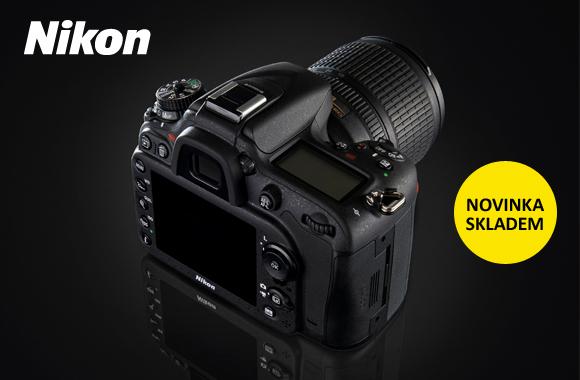 Nikon D7100 již v prodeji