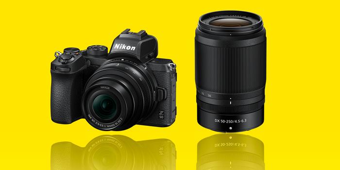 Nikon Z50 - novinka v kategorii APS-C bezzrcadlovek