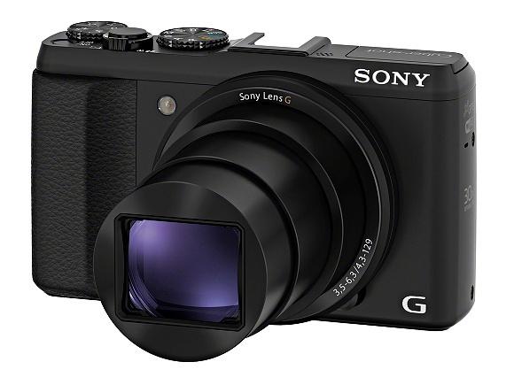 Nový Sony HX50 je nejmenší a nejlehčí kompakt s 30x zoomem