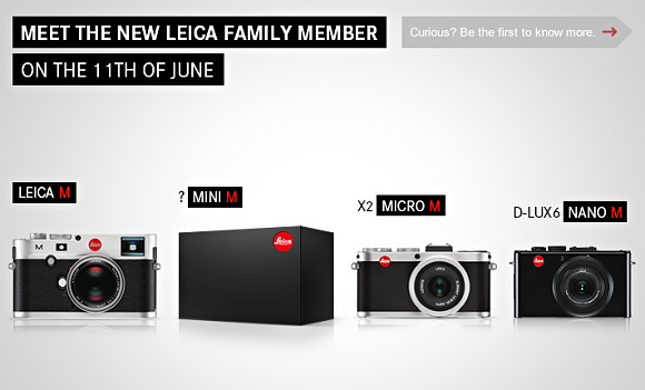 Zcela nová Leica Mini M bude představena už 11. června