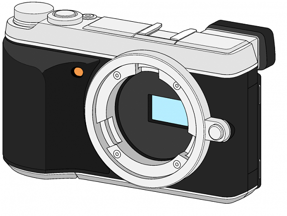 Panasonic GX7 na obzoru