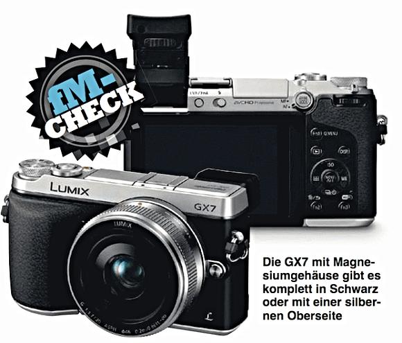 Panasonic GX7 - první skutečná fotka