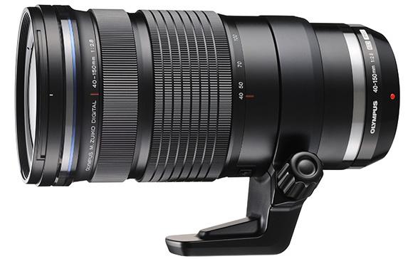 Světelný zoom Olympus 40-150mm f/2.8 PRO bude představen příští rok