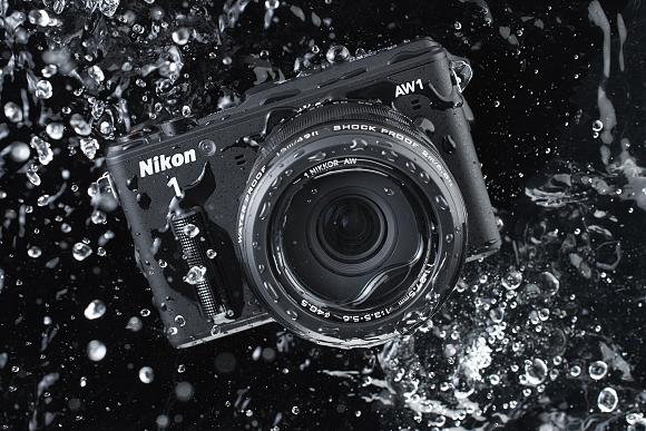 Nikon 1 AW1 - první dojmy a oficiální představení