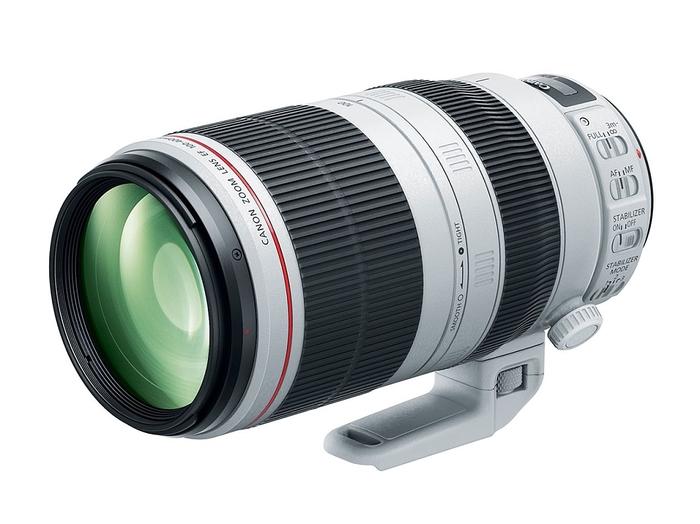 Teleobjektiv Canon EF 100-400 f/4.5-5.6L IS II byl oficiálně představen