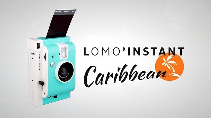 Lomo představuje světově první podvodní instantní fotoaparát