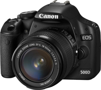 Canon EOS 500D již skladem!