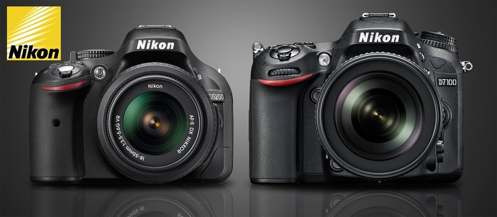 Nikon aktualizoval firmware pro modely D7100 a D5200