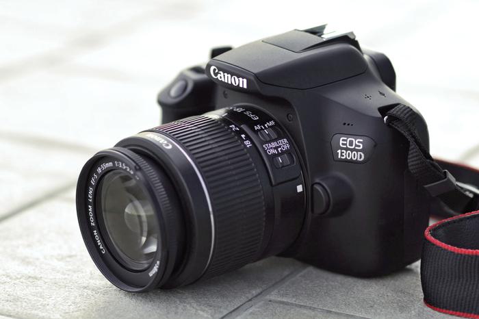 Canon představil EOS 1300D s WiFi a NFC