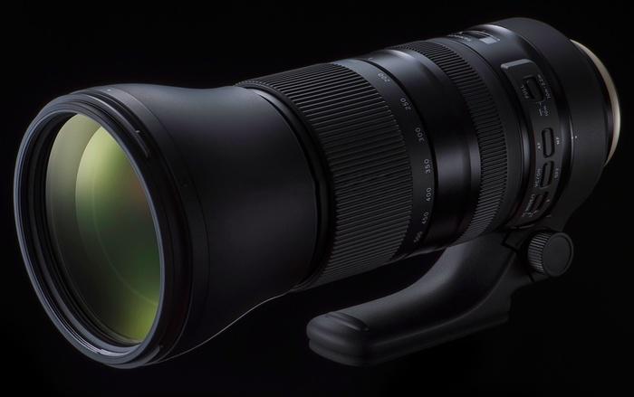 Tamron uvádí nový teleobjektiv SP 150-600mm F/5-6.3 Di VC USD G2