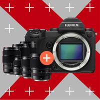 Ušetřete až 50 000 Kč při nákupu středoformátu Fujifilm GFX a až 21 000 Kč u objektivů
