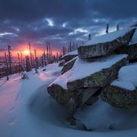 Led a sníh - inspirace z Galerie Megapixelu