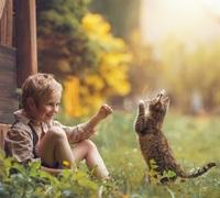 10 tipů jak fotit děti