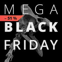 Startuje Mega Black Friday a splátky bez navýšení