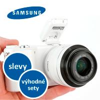 Kupte Samsung v Megapixelu a ušetřete až 3 000 Kč