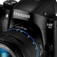 Sleva 5 500 Kč na Samsung NX30 + 18-55 mm!