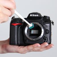 Čištění čipů digitálních fotoaparátů