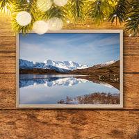 Máte krásné fotky? Fotoobraz je ideální dárek pro vaše blízké k Vánocům