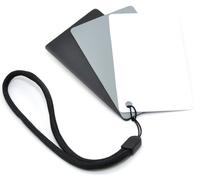 Destičky pro vyrovnání bíle barvy