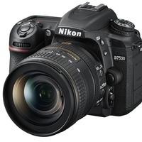 Nový Nikon D7500 nezapře příbuznost s profi modelem D500