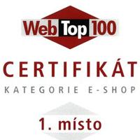 Ocenění a certifikáty