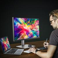 Nové monitory BenQ PD 2720U a PD3220U pro designéry a návrháře