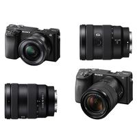 Sony představuje dvě APS-C bezzrcadlovky Sony Alpha A6100, A6600 a dva nové objektivy pro bajonet E