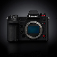 Nový Panasonic S1H! Navržen pro náročné video makery