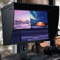 BenQ SW321C: špičkový fotografický monitor s rozlišením 4K UHD, hardwarovou kalibrací a USB-C