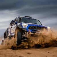 Jak se fotí Dakar - Marian Chytka