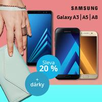 Využijte 20% slevu na telefony Samsung s OnaDnes!