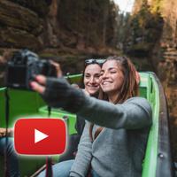 Travel vlog