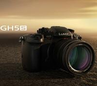 Rezervujte si novinku Panasonic Lumix DMC-GH5S a získejte dárky