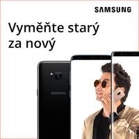 Telefony Samsung přes prázdniny ještě výhodněji