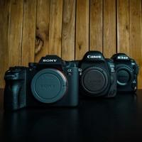 Nabídka plnoformátových fotoaparátů