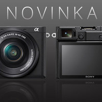 Představujeme novinku Sony A6400