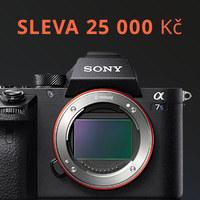 Pořiďte si Sony Alpha A7S II o 25 000 levněji - akce platí jen 5 dní!