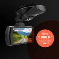 Pořiďte si do auta kameru Lamax C9 nyní se slevou 1 000 Kč