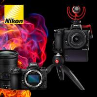 Není na co čekat, i na podzim 2020 ušetříte s Nikonem až 15 000 Kč