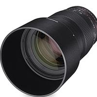 Samyang chystá teleobjektiv 135/2,0 ve verzích pro foto i video