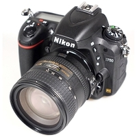 Informace pro uživatele digitální zrcadlovky Nikon D750