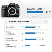 Nikon D7200 je nejvýkonnější zrcadlovkou s malým snímačem