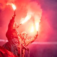 """295. derby pražských """"S"""" aneb moje první účast jako fotograf"""