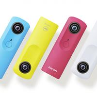 Nová 360° kamera Pentax Ricoh Theta SC je již skladem