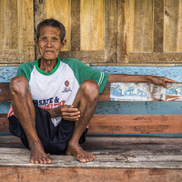 Fotograf bez talentu v Indonésii - Přílet a první fotky 2/5