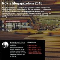 Vyhlášení soutěže Rok s Megapixelem 2017 a beseda s Janem Šibíkem