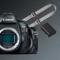 Rozdáváme dárky k fotoaparátům Canon v hodnotě až 1 990 Kč